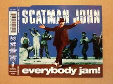 CD ## mcd ## Scatman John ## Everybody Jam ! ## 1996 ## m-/m-