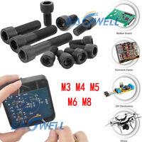 M3-M12 Black 12.9 Grade Alloy Steel Allen Hex Socket Cap Head Screw Bolt DIN912