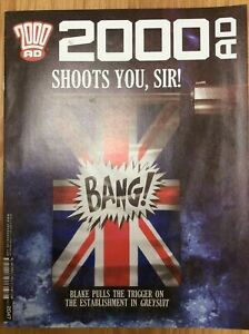 2000ad Prog 2047 Judge Dredd