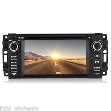 Brand New Car DVD GPS For Jeep Wrangler Compass Commander Bluetooth Multimedia