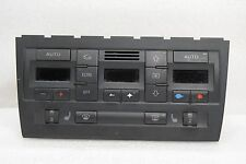 Audi A4 S4 B6 B7 A/C Air Climate Control Unit With Seat Heating 8E0820043BM 5PR