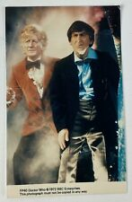 More details for doctor who patrick troughton autograph signature on photo, dr who
