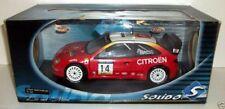 SOLIDO 1/18 -  9021 CITROEN XSARA T4 WRC RALLY COSTA BRAVA - BUGALSKI