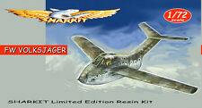 FW  VOLKSJAGER  -  1/72 scale - resin kit