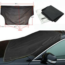 Auto Windshield Snow Sun Cover Tarp Ice Scraper Frost Removal Car Truck Van SUV