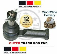 FOR NISSAN X Trail  X-TRAIL 2.0  2.2 TDCI  2.5 2001->1x OUTER TIE TRACK ROD END