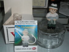 "WADE,KEY COLLECTABLES ""WHIMSEY ON WHY THE FISHMONGER "" limited of 250 IN 2002"