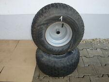 Rasentraktor Aufsitzmäher Castelgarden MTD DINO VIKING Reifen Felgen 18X8,50-8