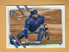 2021 TOPPS SERIES TWO - ROOKIE (ALEJANDRO KIRK) #551.