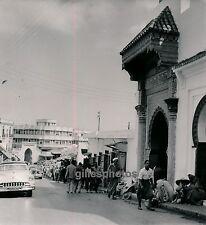 TANGER c. 1950 - Entrée de Mosquée - Maroc M76