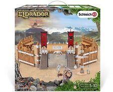 SCHLEICH ELDRADOR  42157 ARENE DE COMBAT Gladiateur  NEW boîte jamais ouverte