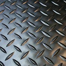 1m² Riffelmatte 1,50 x 0,67m | 3mm | Gummimatte