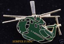 US MARINE CH-53 HAT PIN Sea Stallion US NAVY RH-53A VIETNAM IRAQ S65 HELICOPTER