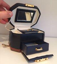 DULWICH Designs Genuine Leather Jewellery Box