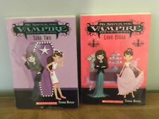 My Sister The Vampire Lot of 2 Books Take Two  and Love Bites By Sienna Mercer