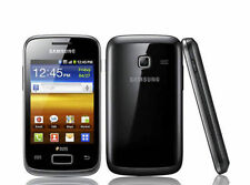 Samsung Galaxy Y Duos GTS6102 Young Y Dual Sim Free Unlocked 3G Smartphone Black