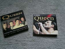 Queen Rare Interview Disc & Fully Illustraded Book