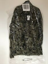 BN Barbour International Rogate Motorcycle Shirt Jacket Jungle Camo Large £219