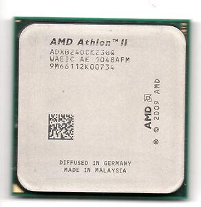 AMD Athlon II X2 B24 Socket AM2+/AM3 - ADXB24OCK23GQ
