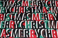 NEW Scrubs ~* Christmas Print Scrub Top *~ XL ~* Merry Christmas