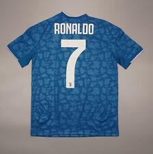 NWOT Ronaldo Juventus 2019 2020 Away Football Soccer Shirt Adidas Youth Size L