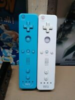 X2 Nintendo Wii Remote Controllers (RVL-003) Official OEM Genuine - Tested