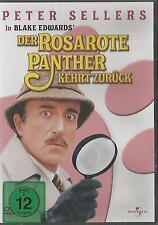 DVD - Der rosarote Panther kehrt zurück / NEU / #374
