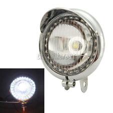 LED Spot Fog Light Angel Eye For Yamaha V-Star XVS 950 1100 1300 Classic Stryker