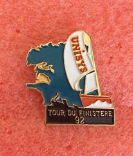 Pins MARINE Bateau Voilier TOUR DU FINISTÈRE 92 UNISYS