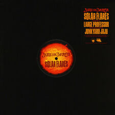 "Jeru The Damaja - Solar Flares Black Vinyl Edition (12"" - 2016 - US - Original)"