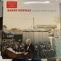 Randy Newman Harps and Angels New SEALED vinyl LP record 2017 hype sticker