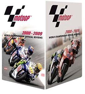 MOTO GP 2000-2009 - BOX 10 DVD in Inglese NEW .cp.