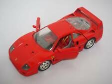 Burago -  Ferrari F40 (1987) - 1:18