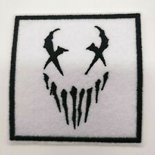 """MUSHROOMHEAD Embroidered Iron On Patch 3 """" X 3 """" BAND"""