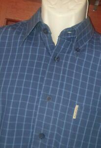 Vintage Ben Sherman Short Sleeved Shirt size L