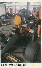 AA1 - Figurina Stickers Formula 1 Le Auto piu veloci del mondo Nr. 116