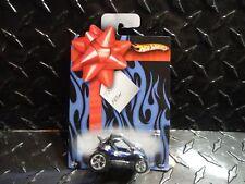 Hot Wheels Holiday Gift Card Blue Power Sander w/Real Rider Wheels