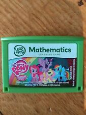 LeapFrog LeapPad 2 My Little Pony Mathematics Game age 5-8 Years