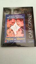 """DVD """"PAGINA EN BLANCO"""" DVD LIBRO DIGIBOOK STANLEY DONEN CARY GRANT DEBORAH KERR"""