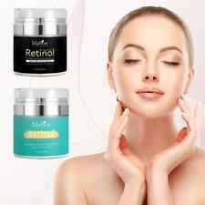 MABOX Moisturizer Facial Cream Face Hyaluronic Acid Vitamin E Formula Fine Lines