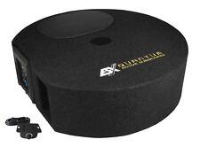 ESX Quantum Q300A aktives Subwoofer-System Reserveradmulde 300 Watt Max