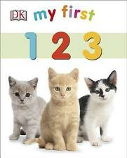 My First 123 by Sarah Davis (Board book, 2015)
