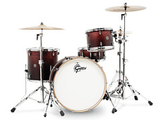 Gretsch Catalina Club Rock 4 Piece Drum Set - Satin Antique Fade