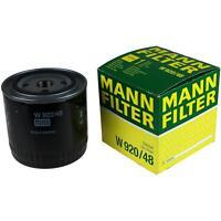 MANN-FILTER PAKET für Nissan Pick-up D22 2.5 Di 4WD DI 9733194