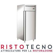 Armadio Frigo Refrigerato - Acciaio inox - 700 Lt. -2°/+8°C professionale