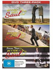 Better Call Saul : Season 1-3 (DVD, 2017, 9-Disc Set)