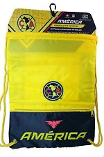 CA Club America Authentic Official Licensed Soccer Drawstring Cinch Bag 03