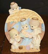 """""""God's Gift of Love� Precious Moments Decorative Plate by Sam Butcher"""