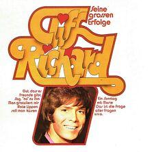 (CD) Cliff Richard - Seine Grossen Erfolge - Rote Lippen Soll Man Küssen, u.a.