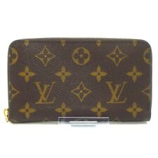 Auth LOUIS VUITTON Zippy Compact Wallet NM M61440 Monogram GI4126 Long Wallet
